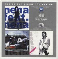 Cover Nena - The Triple Album Collection