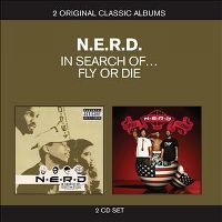 Cover N.E.R.D. - In Search Of... / Fly Or Die