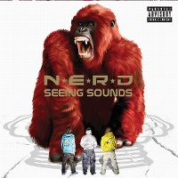 Cover N.E.R.D. - Seeing Sounds