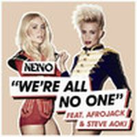 Cover Nervo feat. Afrojack & Steve Aoki - We're All No One