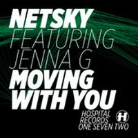 Cover Netsky feat. Jenna G - Moving With You