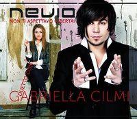 Cover Nevio con Gabriella Cilmi - Non ti aspettavo (Libertà)