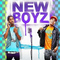Cover New Boyz - Skinny Jeanz And A Mic