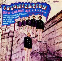 Cover New Colony Six - Colonization