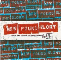 Cover New Found Glory - From The Screen To Your Stereo - Part II