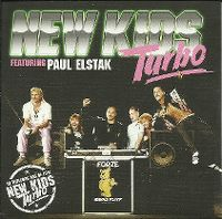 Cover New Kids feat. Paul Elstak - Turbo