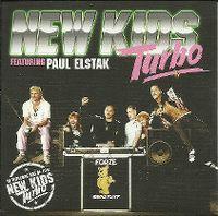 Cover New Kids feat. Paul Elstak - Turbo