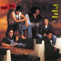 Cover New Kids On The Block - Call It What You Want