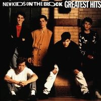 Cover New Kids On The Block - Greatest Hits