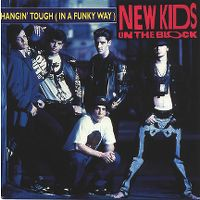 Cover New Kids On The Block - Hangin' Tough