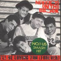 Cover New Kids On The Block - I'll Be Loving You (Forever)