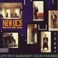 Cover New Kids On The Block - Let's Try It Again