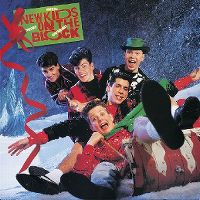 Cover New Kids On The Block - Merry, Merry Christmas