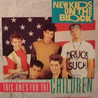 Cover New Kids On The Block - This One's For The Children