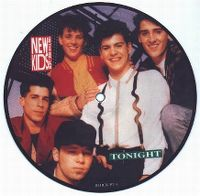 Cover New Kids On The Block - Tonight