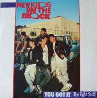 Cover New Kids On The Block - You Got It (The Right Stuff)