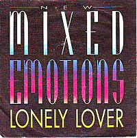 Cover New Mixed Emotions - Lonely Lover
