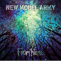 Cover New Model Army - From Here