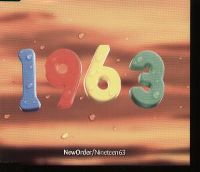 Cover New Order - 1963