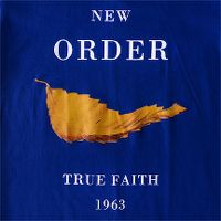 Cover New Order - True Faith