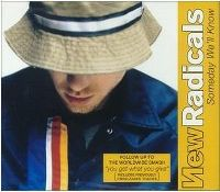Cover New Radicals - Someday We'll Know