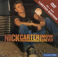 Cover Nick Carter - Now Or Never