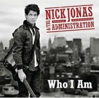 Cover Nick Jonas & The Administration - Who I Am