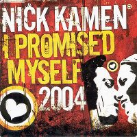 Cover Nick Kamen - I Promised Myself 2004