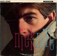 Cover Nick Lowe - Nick The Knife