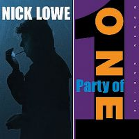 Cover Nick Lowe - Party Of One