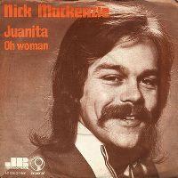 Cover Nick MacKenzie - Juanita
