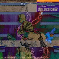 Cover Nick Murphy - Medication