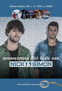 Cover Nick & Simon - Herinneringen - Het beste van