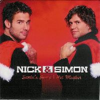 Cover Nick & Simon - Het masker / Santa's Party