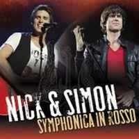 Cover Nick & Simon - Symphonica in rosso