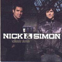 Cover Nick & Simon - Vallende sterren