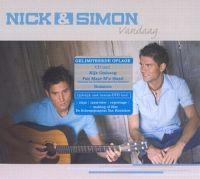 Cover Nick & Simon - Vandaag