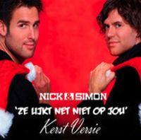 Cover Nick & Simon - Ze lijkt net niet op jou