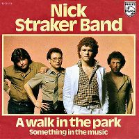Cover Nick Straker Band - A Walk In The Park