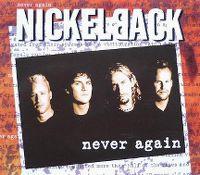 Cover Nickelback - Never Again