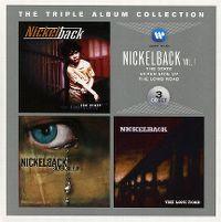 Cover Nickelback - The Triple Album Collection Vol. 1