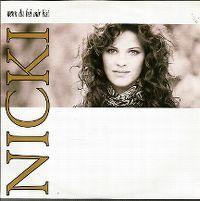 Cover Nicki - Wenn du bei mir bist
