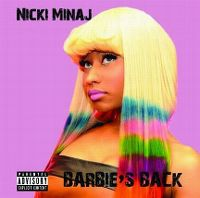 Cover Nicki Minaj - Barbie's Back