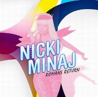 Cover Nicki Minaj - Romans Return