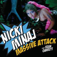 Cover Nicki Minaj feat. Sean Garrett - Massive Attack
