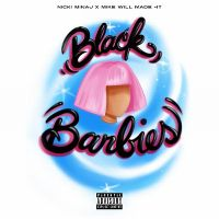Cover Nicki Minaj & Mike Will Made-It - Black Barbies
