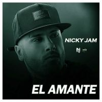Cover Nicky Jam - El amante