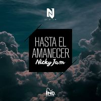 Cover Nicky Jam - Hasta el amanecer