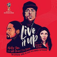 Cover Nicky Jam feat. Will Smith & Era Istrefi - Live It Up