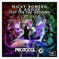 Cover Nicky Romero & Anouk - Feet On The Ground
